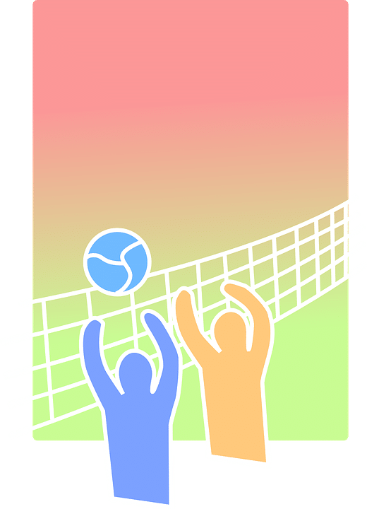 bloqueo en voleibol y mas