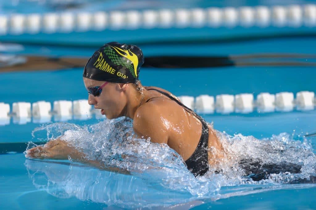 braza de natacion