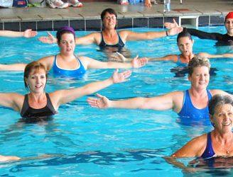 Ejercicios en la piscina para adelgazar: todo lo que necesita saber