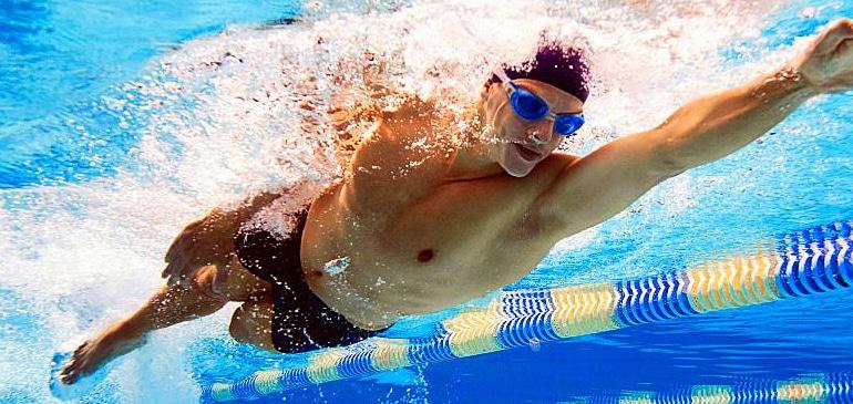 entrenamiento de natación para velocidad