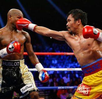 Gancho de boxeo: al mentón, hígado, y todo lo que desconoce