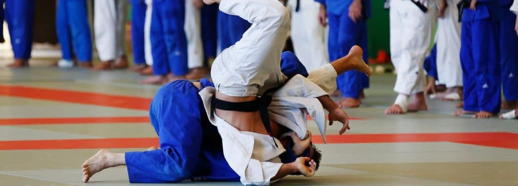 judo olimpico