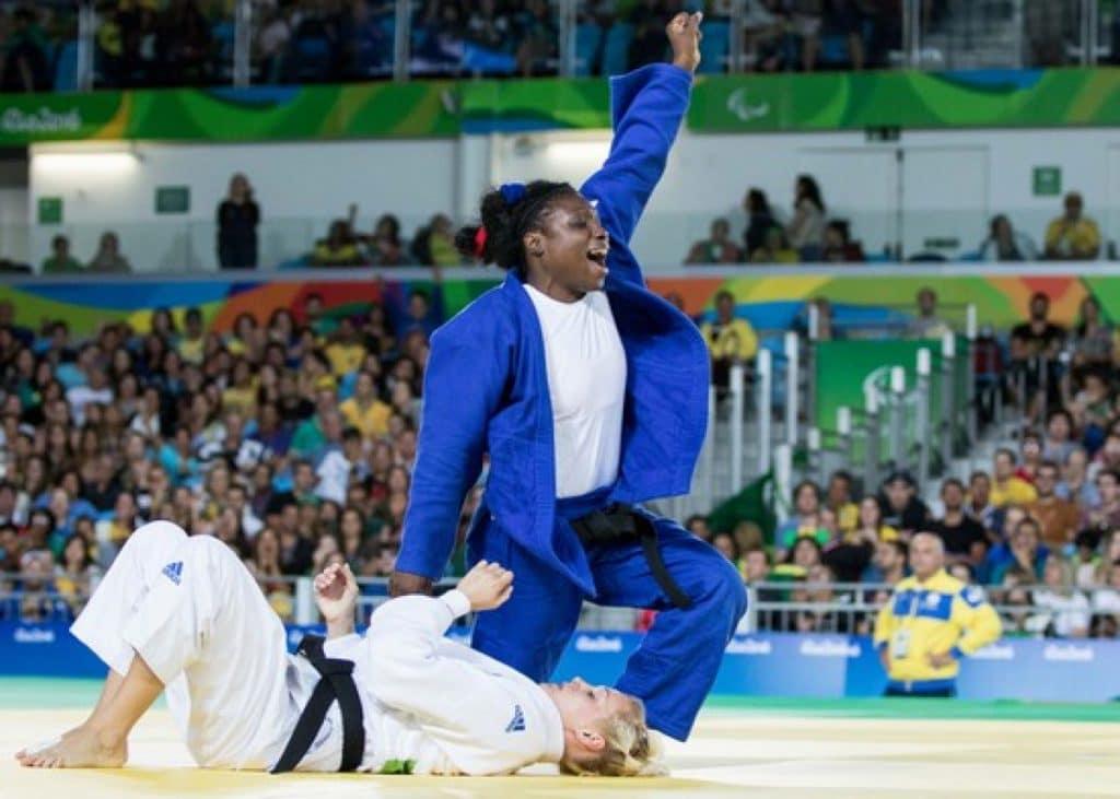 judo paralimpico