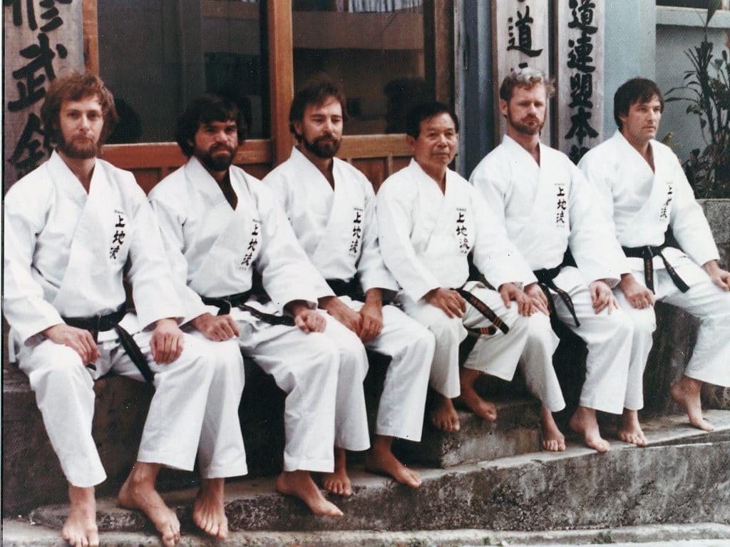 Karate uechi ryu