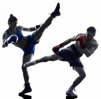 Kickboxing: cardio, entrenamiento, y todo lo que desconoce