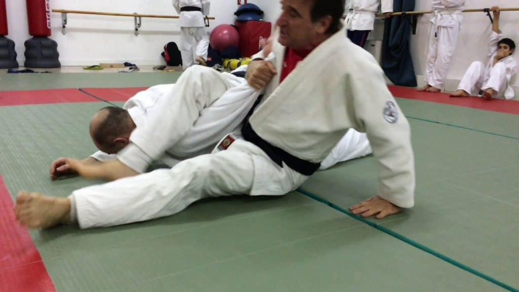 Técnicas de judo:
