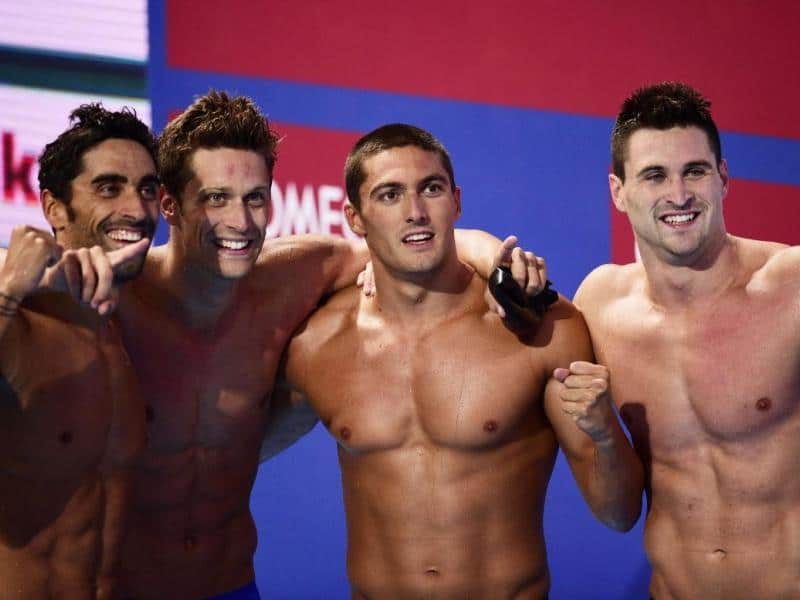 ver nadadores