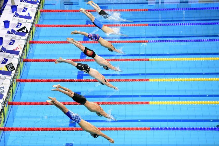 natación olímpica y mas
