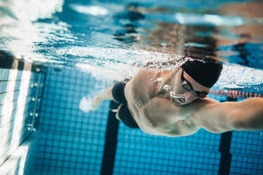 esntrenamiento de natacion