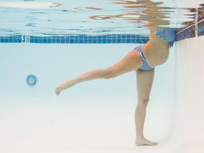 natación en embarazadas y mas