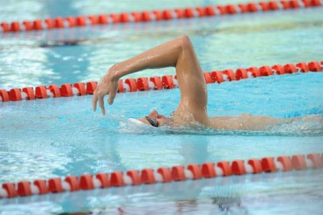 natación y musculación y mas