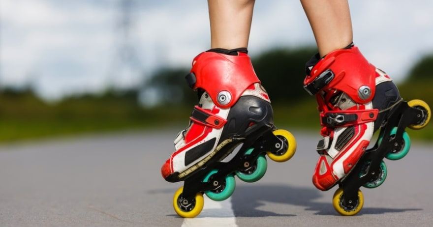patinaje en linea