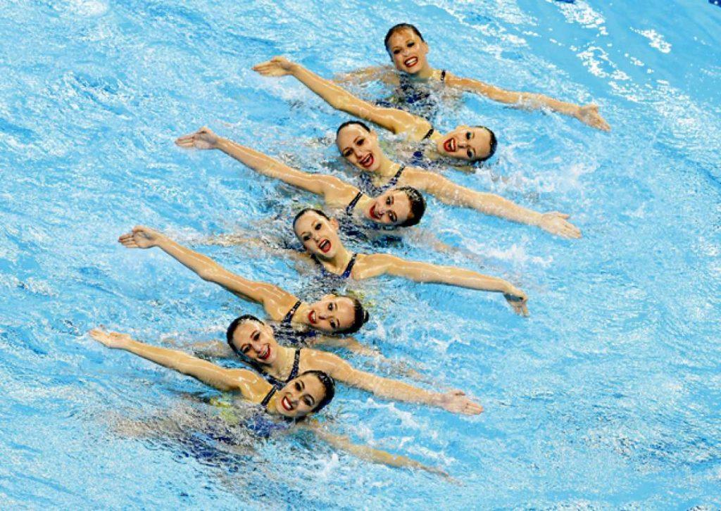 reglas del nado sincronizado