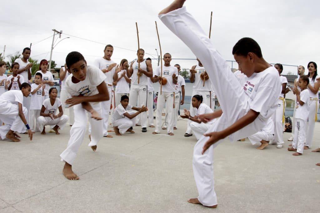 Rodas de capoeira: todo lo que necesita conocer