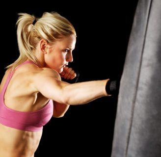 Saco de boxeo: entrenamiento, y todo lo que necesita saber