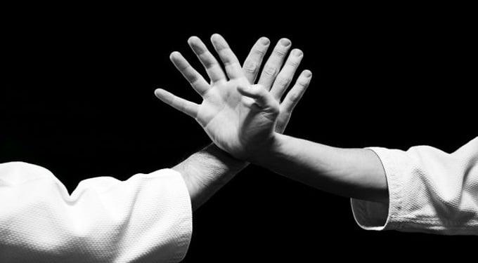 técnicas del aikido