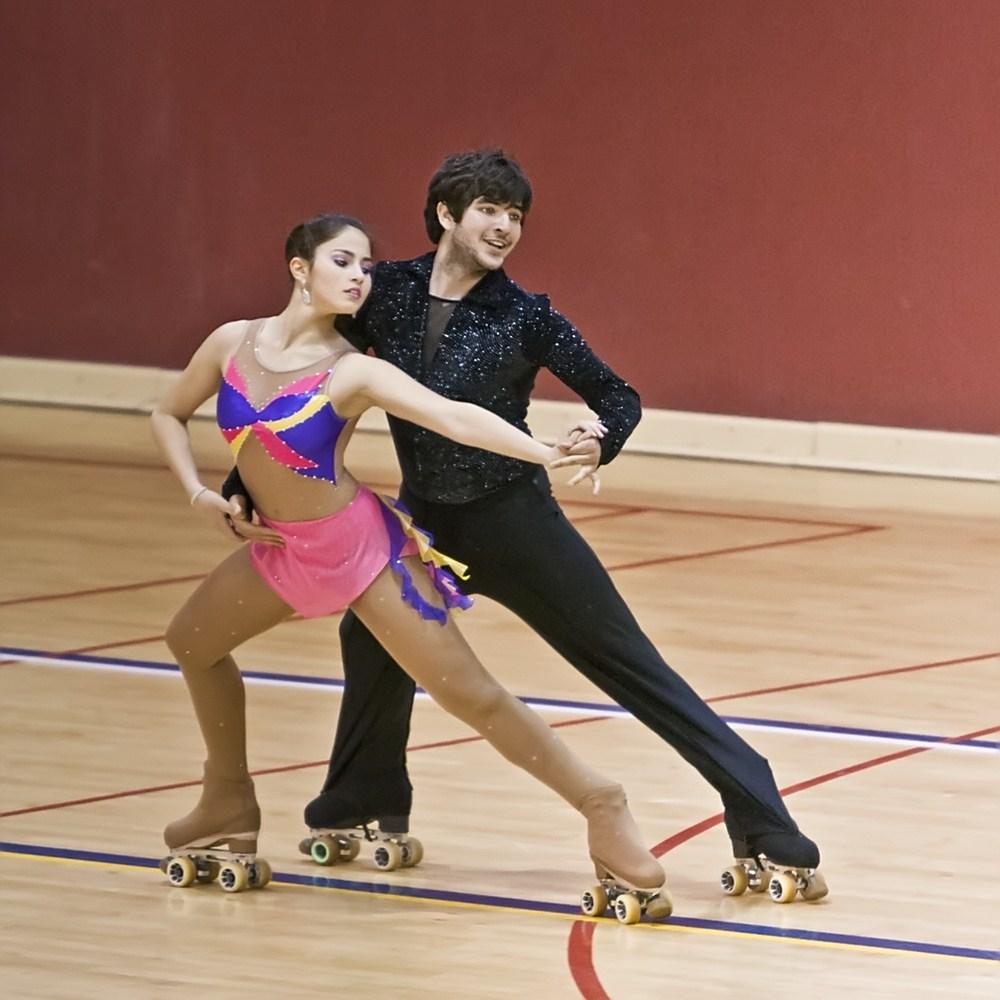 Técnica del patinaje