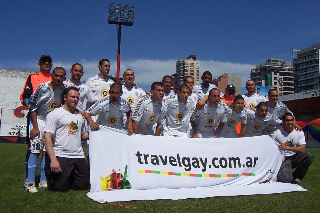 Mundial de futbol gay
