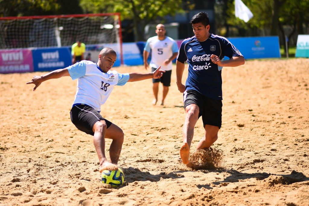 Fútbol playa: mundial, reglas, balón, y más