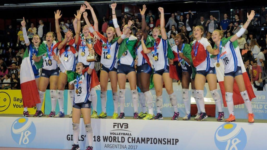 Campeonato mundial de voleibol femenino