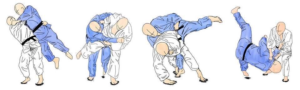 Gokyo judo