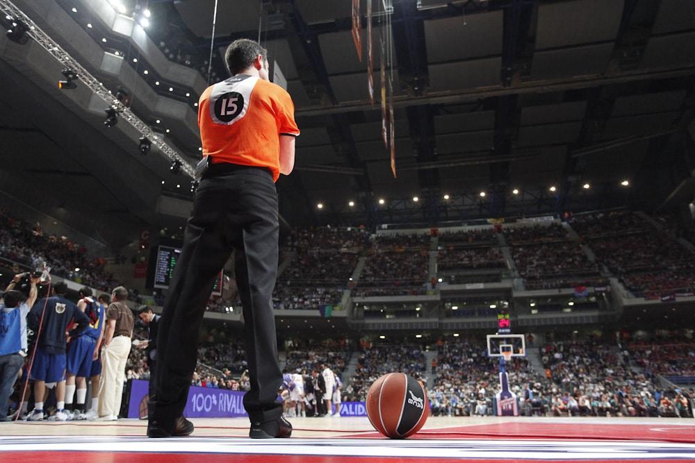 saques del baloncesto