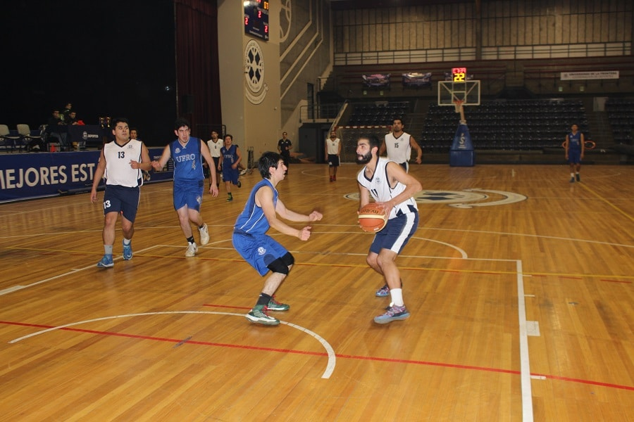 ver basquetbol