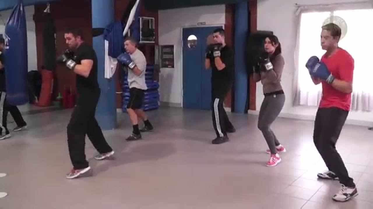 boxeo recreativo y mas