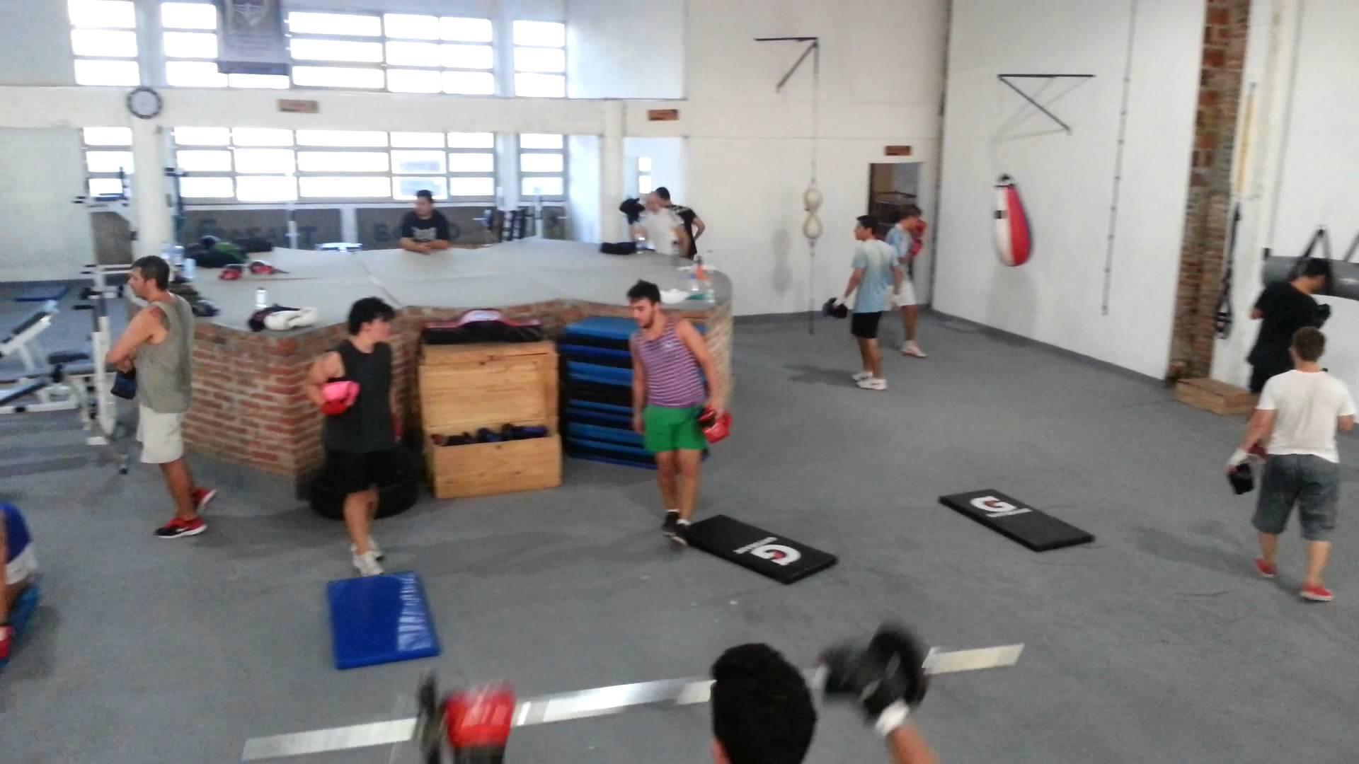 ver boxeo recreativo
