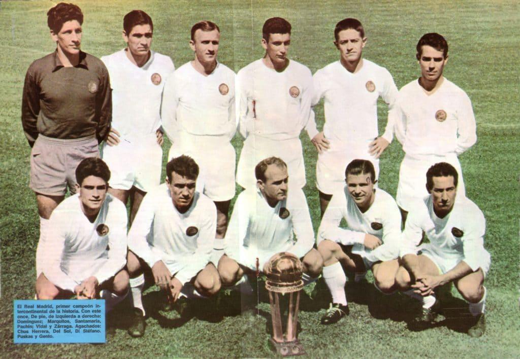 Club de Fútbol Real Madrid-his