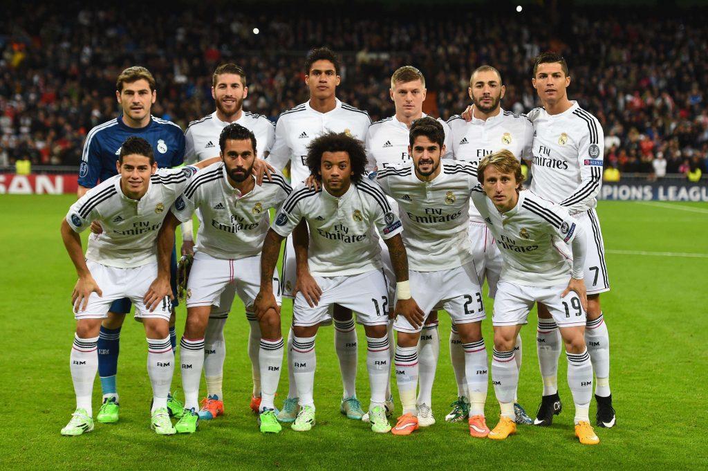 Club de Fútbol Real Madrid-introduccion