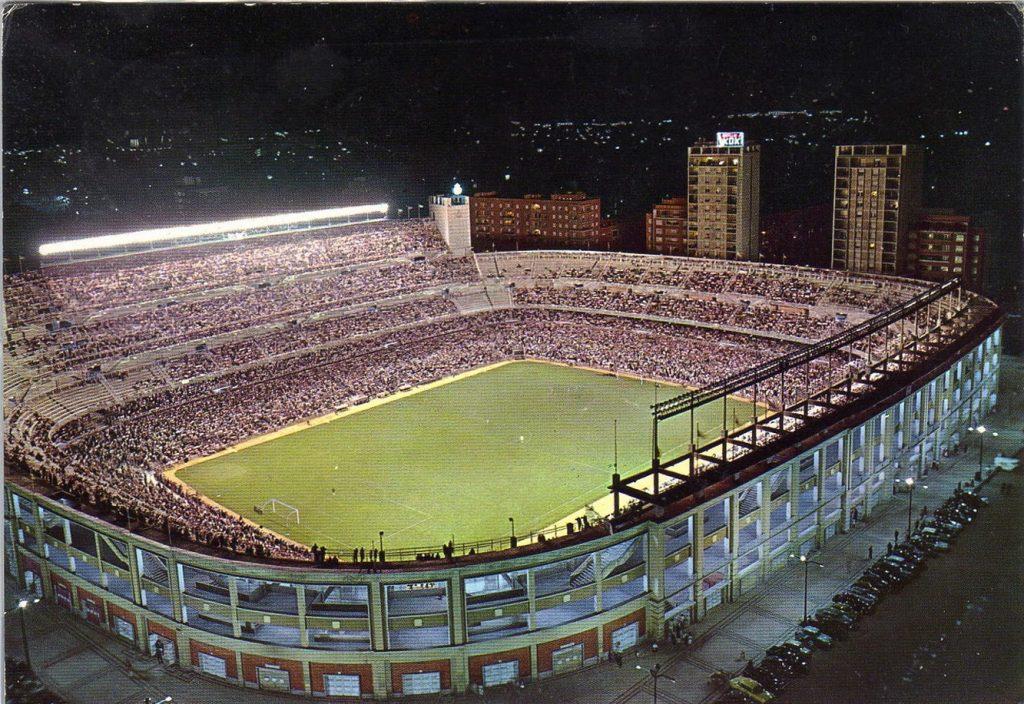 Club de Fútbol Real Madrid-estadio