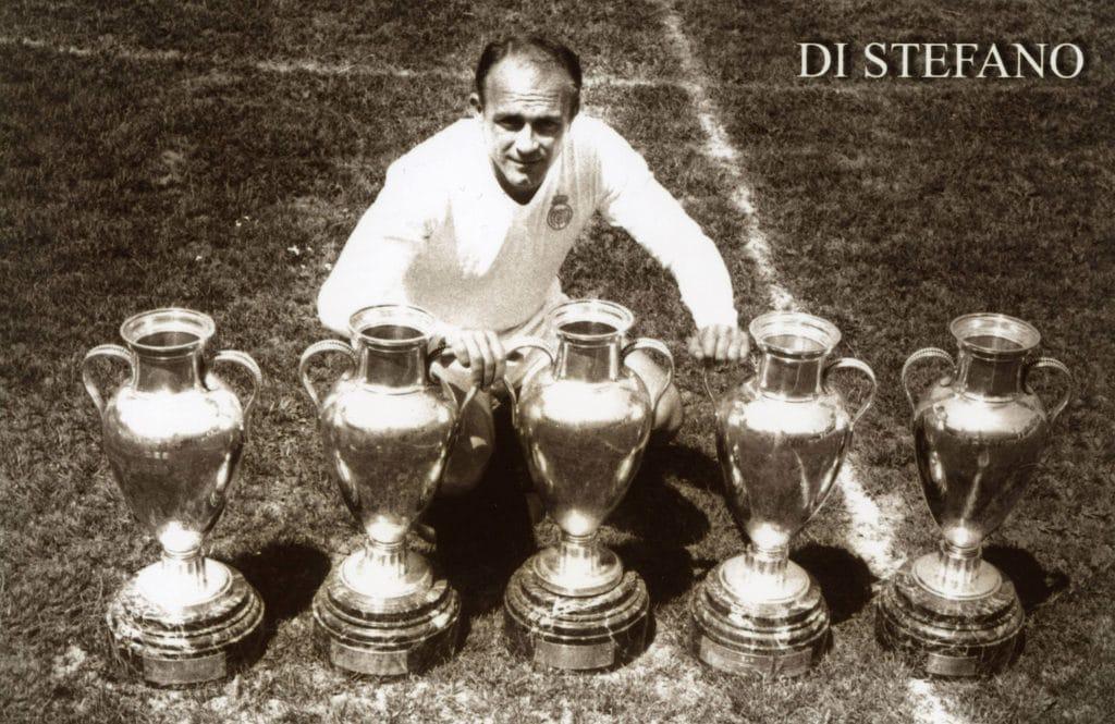 Club de Fútbol Real Madrid-stefano