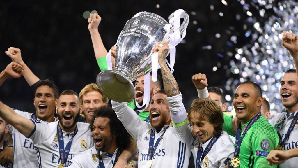 club de futbol real madrid-copas