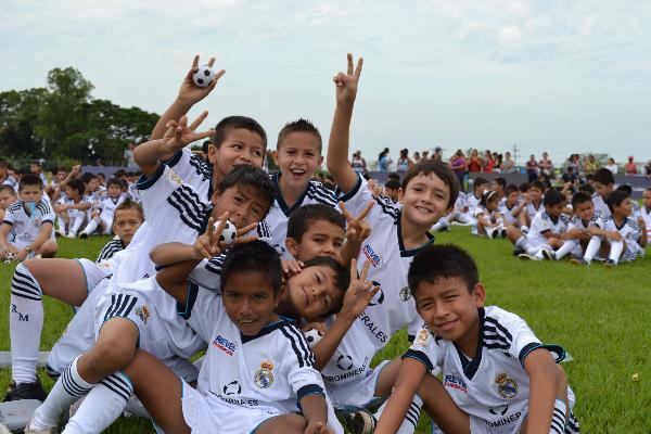 club de futbol real madrid fundaciones