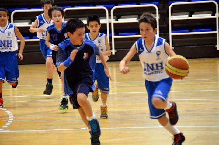 desplazamiento ofensivo del baloncesto