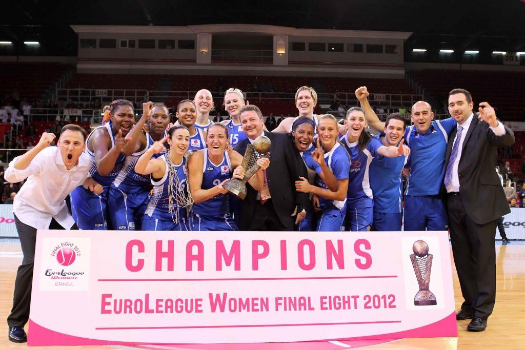 euroliga de baloncesto
