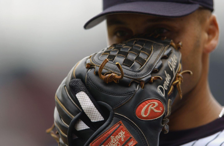 guante de béisbol