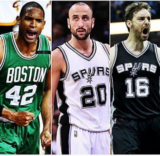 Hispanos en la NBA: Todo lo que desconoce sobre ellos
