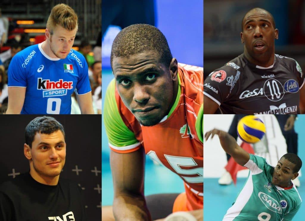 conoce a los jugadores del voleibol destacados