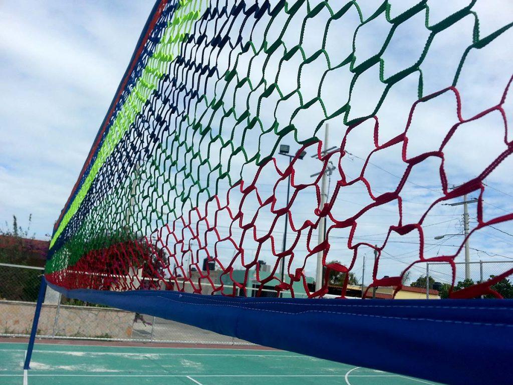 Malla de Voleibol: Medidas, altura, y todo lo que necesita saber
