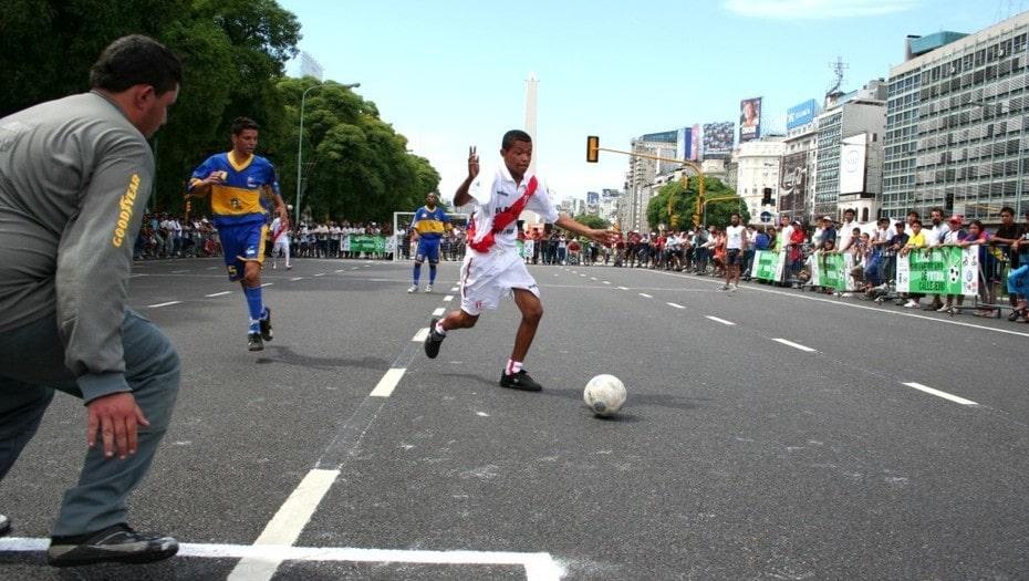 ver reglas de futbol