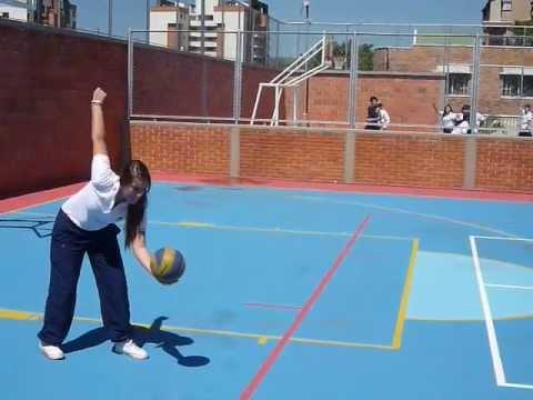 ver saque del voleibol