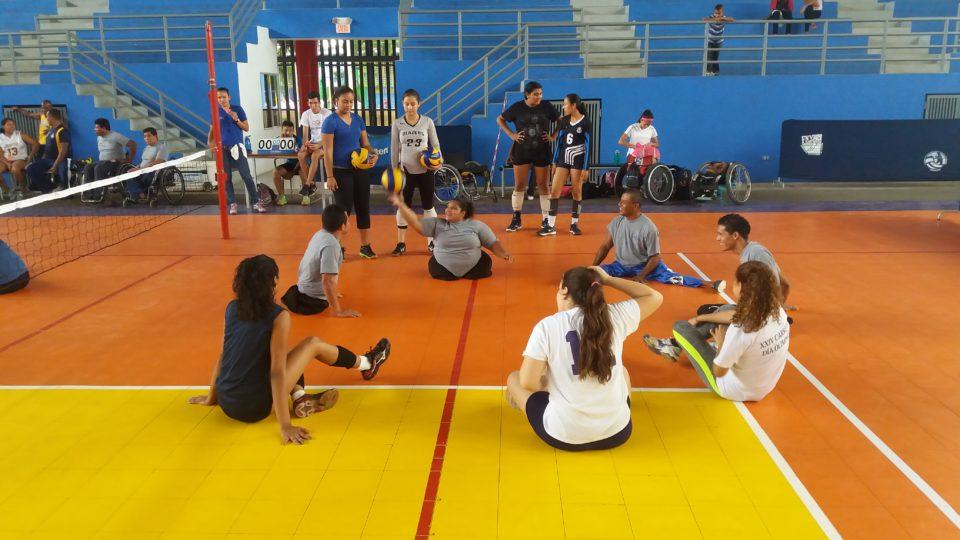 aprender todo sobre la historia del vóleibol sentado
