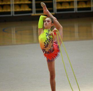 Cuerda de gimnasia rítmica: características, y todo lo que desconoce
