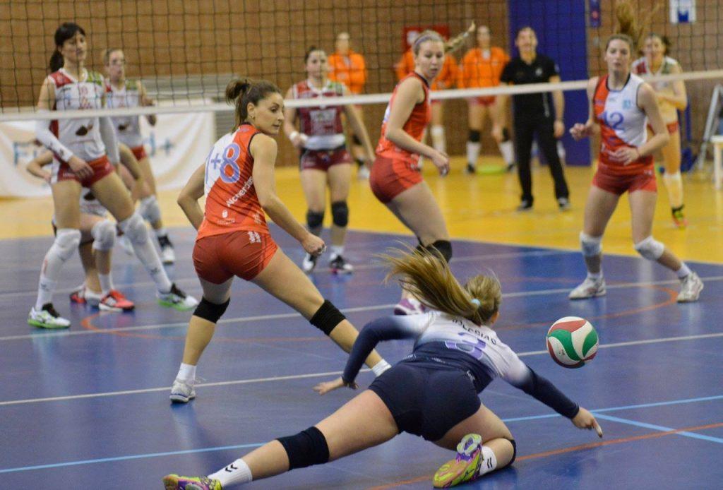 Voleibol quien es el libero