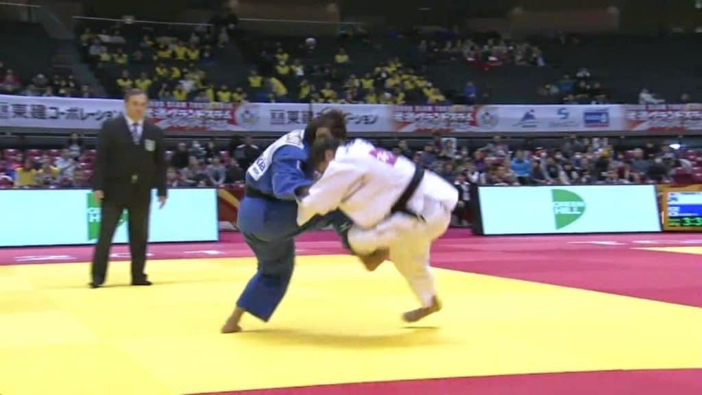 tatami de judo