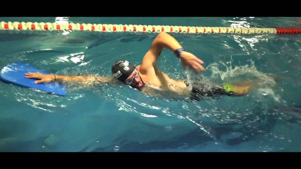ejercicios de natacion