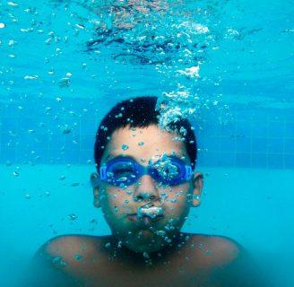 Ejercicios de natación para niños: respiración, y todo lo que necesita saber