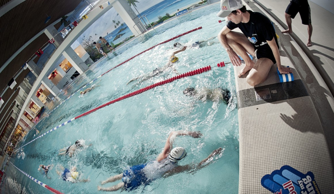 natación para principiantes y mas
